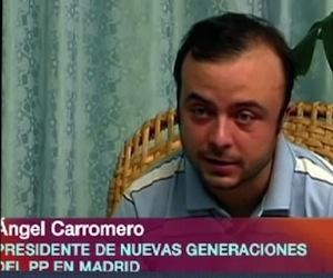 Dicta Tribunal Sentencia Condenatoria contra ciudadano español Ángel Francisco Carromero Barrios