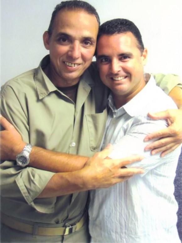 Hacía 15 años que no nos veíamos mi sobrino Carlitos y yo.