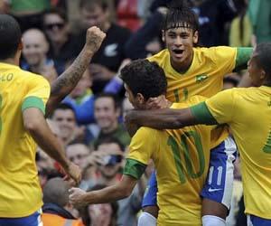 Brasil clasificó a semifinales