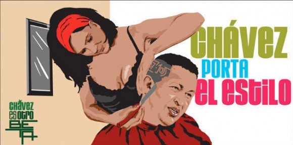 Chávez será otro beta