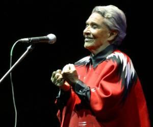 Murió Chavela Vargas a los 93 años (+ Video)