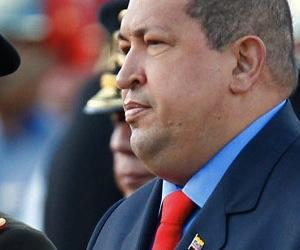 Hugo Chávez. Foto de archivo