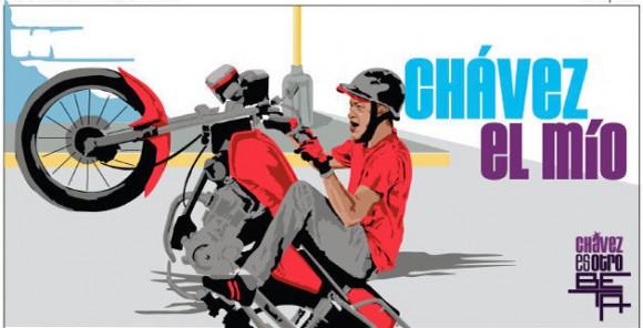 Chávez es otro beta