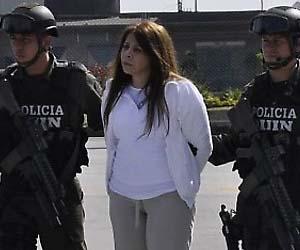 Dolly Cifuentes, cuñada de Alvaro Uribe