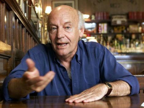 Eduardo Galeano. Foto: Milenio.