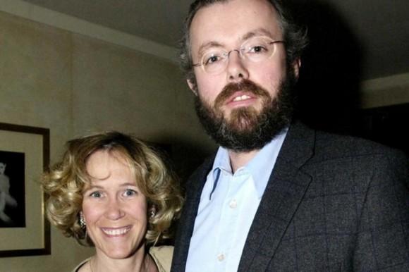 El matrimonio Rausing, Eva y Hans Kristian
