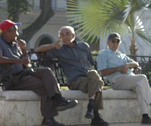 Cuba, una de las sociedades más envejecidas