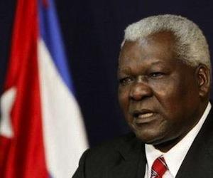 El vicepresidente cubano Esteban Lazo Hernández.