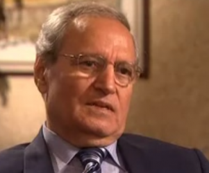 Faruq al-Shara, vicepresidente sirio
