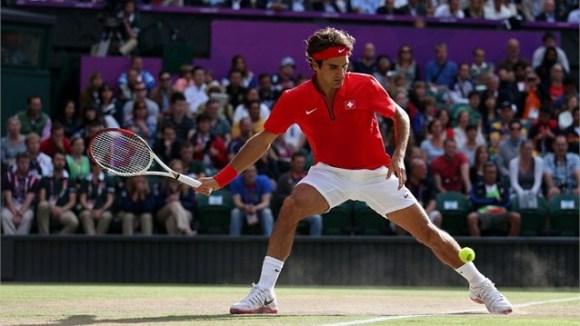 Roger Federer. Foto: Archivo.