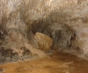 Salón en cueva Increíble. Foto: Javier Montenegro