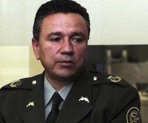 El general retirado colombiano Mauricio Santoyo