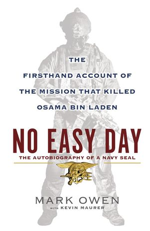 Libro sobre asesinato de Bin Laden