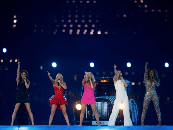 Las Spice Girls. Foto: Reuters
