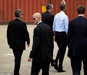 Escándalo sexual de guardaespaldas de Obama