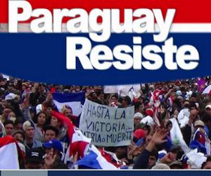 Exigen regreso de proceso democrático pleno en Paraguay
