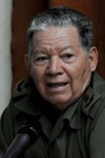 El General de División Ramón Pardo Guerra, durante la reunión del Centro de Dirección del Consejo de Defensa Nacional para situaciones de desastres, por las cercanías de la tormenta tropical Isaac, en La Habana, el 25 de agosto de 2012.  AIN FOTO/Omara GARCÍA MEDEROS/