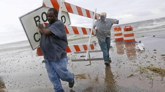 Nueva Orleans se prepara para la llegada de «Isaac». Foto: Reuters