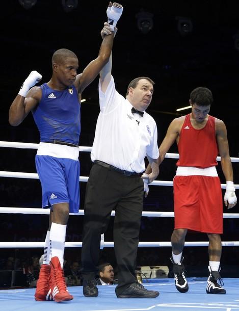 Gana el cubano. Foto: Reuters