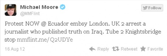 Twitter Assange