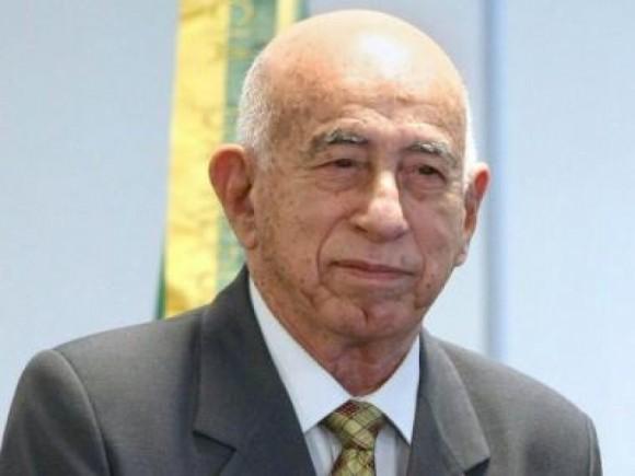 José Ramón Machado Ventura en la Cumbre de NOAL.