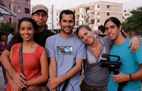 Equipo de filmación