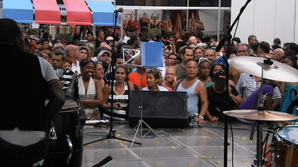 Aquí estamos. Foto: Marta Valdés/ Cubadebate