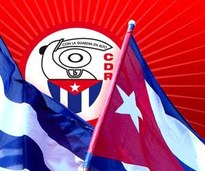 Los CDR: organización de la familia cubana