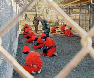 En la BN Guantánamo matan con dryboarding (asfixia inducida)