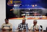 Conferencia de Prensa de la Comisión Nacional de Beisbol. Foto: Ismael Francisco/Cubadebate