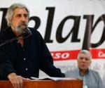 Presidente de la Felap, Juan Carlos Camacho, se encuentra en la ciudad de Caracas. Foto: AVN