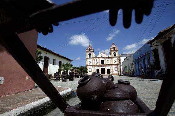 Plaza Del Carmen. Foto: Ismael Francisco/Cubadebate.
