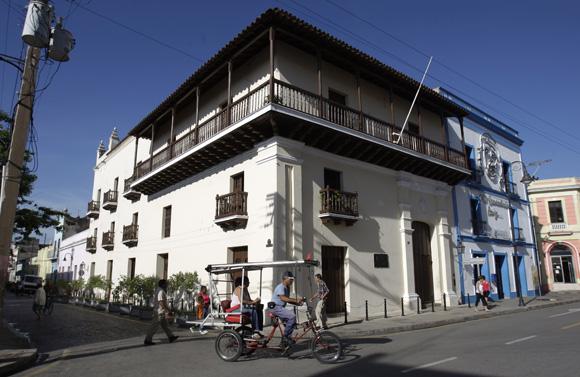 Casa Natal de Ignacio Agramonte. Foto: Ismael Francisco/Cubadebate.