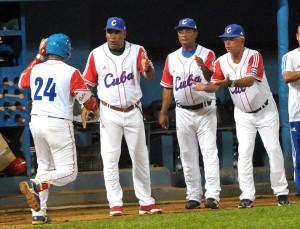 Equipo Cuba de Béisbol enfrentará dos veces a la selección de China Taipei