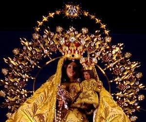 Cuba celebra fiesta dedicada a la Virgen de la Caridad del Cobre
