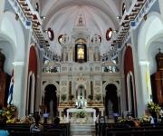 Interior del Santuario. Foto: Ladyrene Pérez/Cubadebate.