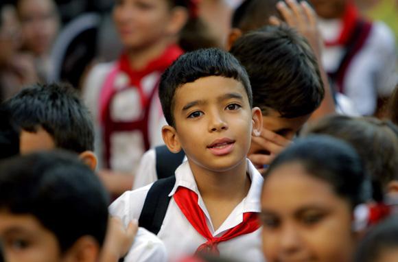 Somos felices aquí. Foto: Ismael Francisco/Cubadebate