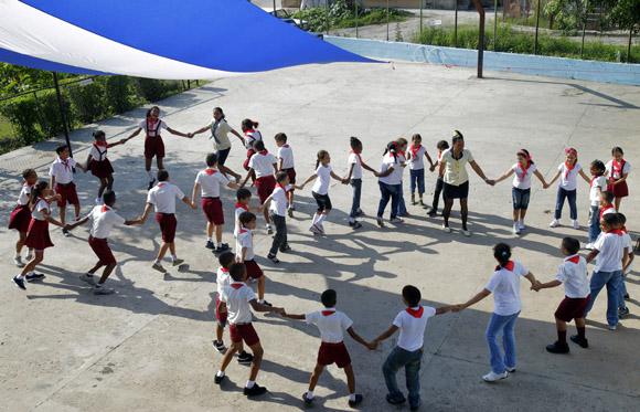 Receso. Foto: Ismael Francisco/Cubadebate
