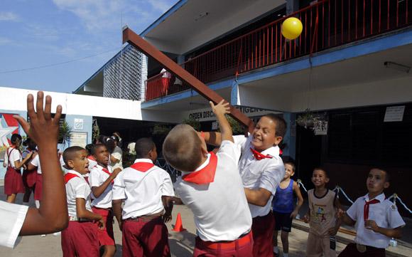 Balonmano. Foto: Ismael Francisco/Cubadebate