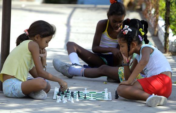 Ajedrez. Foto: Ismael Francisco/Cubadebate