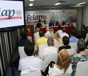 Concluye Congreso de la FELAP en Caracas
