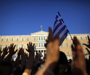 Trabajadores griegos comienzan jornada de huelga general
