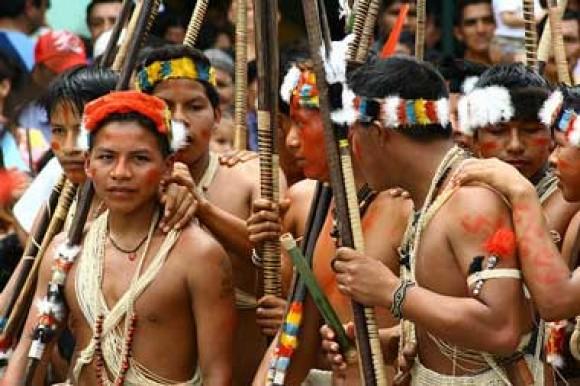 El Instituto Coriell, según el Gobierno de Ecuador, vendió muestras genéticas de la tribu waorani a la escuela de de la Universidad de Harvard (EE.UU.). Foto: La República, Ecuador.