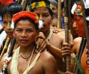 Comienza V Cumbre de pueblos indígenas en el Cauca colombiano
