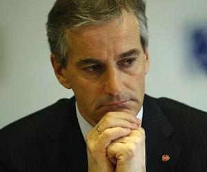 Jonas Gahr Støre.
