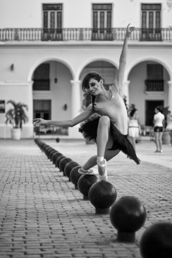 Lisset Santander / Foto: Gabriel Dávalos
