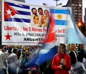 Exigirán libertad para Los Cinco frente al consulado de EEUU en Toronto