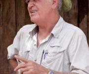 Miguel Salcines López, fundador y presidente de la cooperativa /Foto: Alejandro Ramírez Anderson