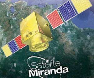 China traspasa a Venezuela control total de satélite Miranda