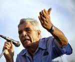 Rodríguez Rivera en el concierto de Silvio en La Timba /Foto: Kaloian
